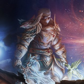 Emerial > Website design for Lineage 2 private server