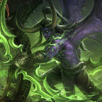 Etherside > Лендинг пейдж для игрового сервера World of Warcraft