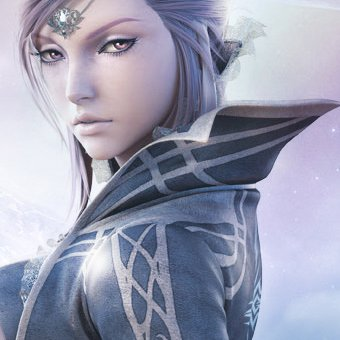 La2Gaze > Website design for Lineage 2 private server