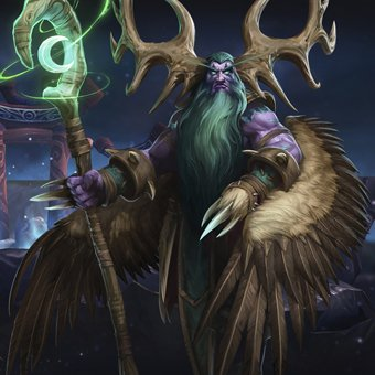 Moonwell > Website design for private server World of Warcraft
