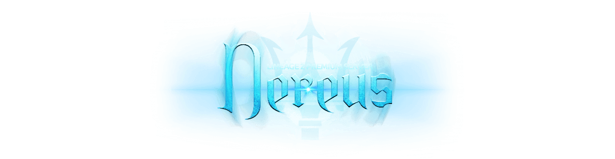 Nereus > Website design for Lineage 2 private server. Logotype