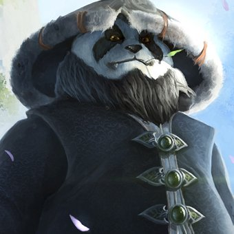 PandaWoW > Website design for private server World of Warcraft