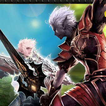 SunKain > Website design for Lineage 2 clan
