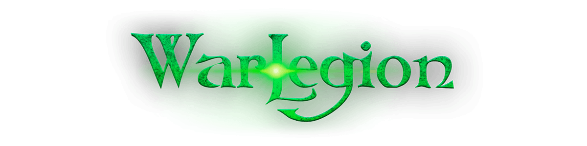 WarLegion > Website for private server World of Warcraft. Logotype