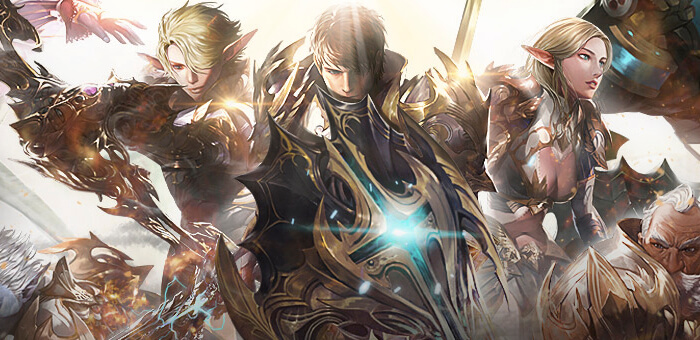 Lineage 2. 91 projects
